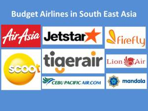 Budget Airlines in South East Asia
